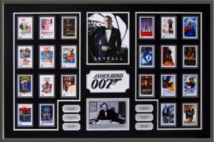 Maybe you have a passion for James Bond?
