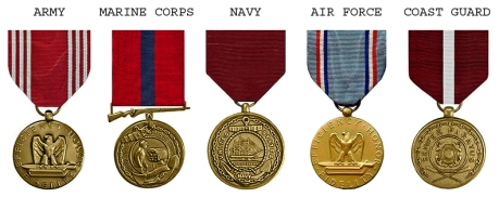 GOOD CONDUCT MEDALS